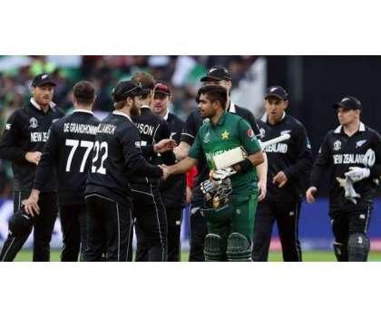 نیوزی لینڈ کرکٹ ٹیم کے 18 سال بعد دورہ پاکستان کا شیڈول جاری
