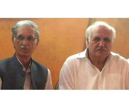 تحریک انصاف کیلئے بڑا سیاسی دھچکا، نوشہرہ سے منتخب ہونے والے رکن اسمبلی ..