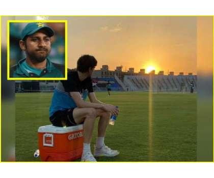 کیوی ٹیم کے دورہ پاکستان کی منسوخی پر سرفراز احمد قومی ٹیم اور شائقین ..
