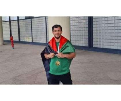 'فلسطین کاز سب سے اہم'، الجیرین کھلاڑی ٹوکیو اولمپکس میں اسرائیلی ..