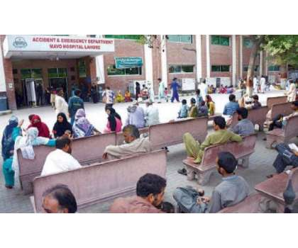 پشاور کے بعد لاہور میں بھی عید پر زائد گوشت کھانے پر ہزاروں افراد اسپتال ..
