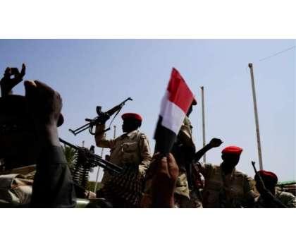 سوڈان میں فوجی بغاوت ناکام ہو گئی