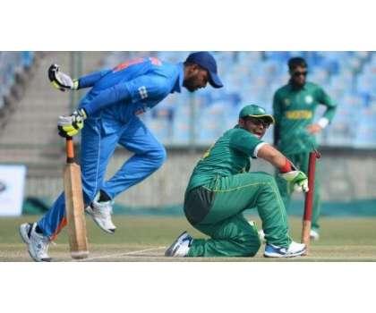 بھارتی ٹیم پاکستان کیخلاف نیوٹرل مقام پر کھیلنے پر رضامند