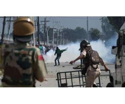 سرینگر:بھارتی فوجیوں نے شوپیاں میں ایک نوجوان شہید کر دیا
