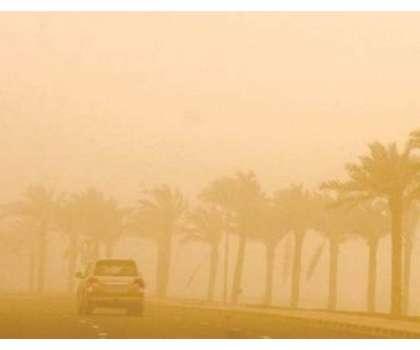 مکہ مکرمہ اور مدینہ منورہ میں آج ریت کا شدید طوفان اُٹھے گا