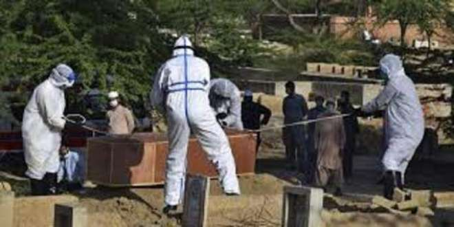 ملک بھر میں کورونا وائرس سے مزید 34 افراد انتقال کر گئے، ایک ہزار سے ..