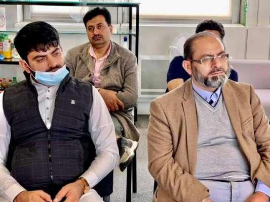 ہمارا مشن اوورسیز پاکستانیوں کے حقوق کا تحفظ اورتمام شعبہ ہائے  زندگی ..