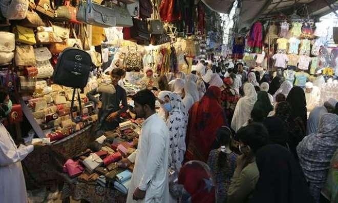آل پاکستان انجمن تاجران کا کل سے چاند رات تک کاروبار کھولنے کا اعلان