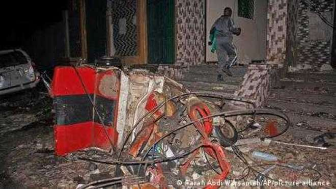 صومالیہ میں تباہ کن دھماکے سے متعدد ہلاک