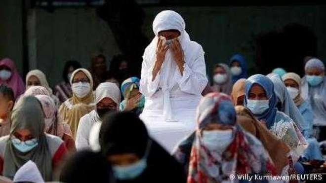 پاکستان سمیت متعدد ممالک میں عید منائی جارہی ہے