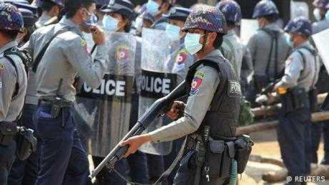 میانمار کو ہتھیار فروخت نہ کیے جائیں، اقوام متحدہ کی قرارداد