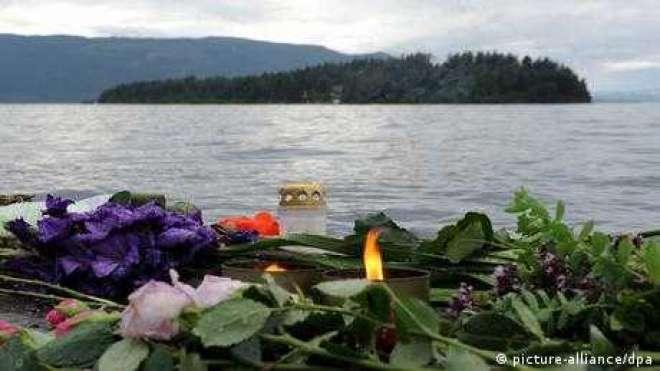 اوسلو دہشت گردانہ حملے کی دسویں برسی، یادگار تاخیر کا شکار