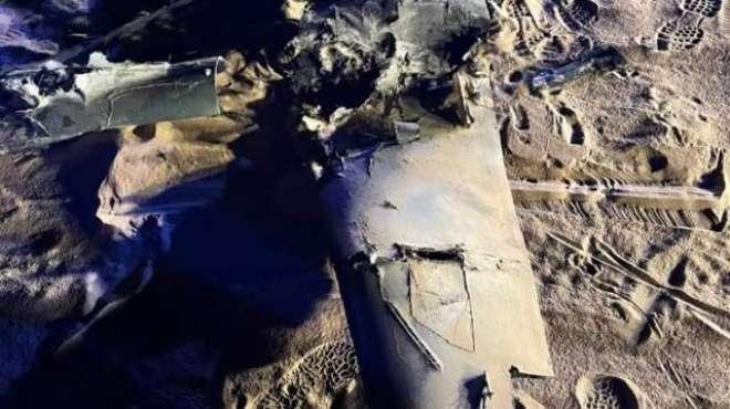 عرب اتحادی فوج نے حوثیوں کے 17 بمبار ڈرون تباہ کر دئیے