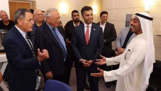 اسرائیل نے تاریخ میں پہلی بار ایک اماراتی سٹوڈنٹ کو بھی یونیورسٹی میں ..