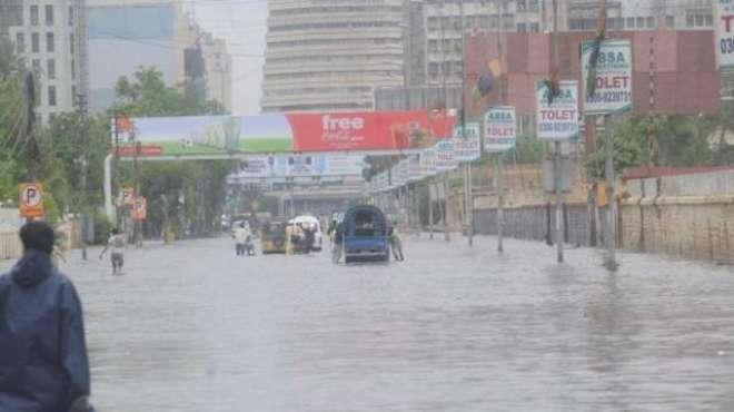 کراچی میں بارشوں کا رواں سال کا سب سے تگڑا سلسلہ شروع ہونے کو