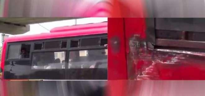 بزدار حکومت نے لاہور میٹرو بس سروس تباہ کر دی