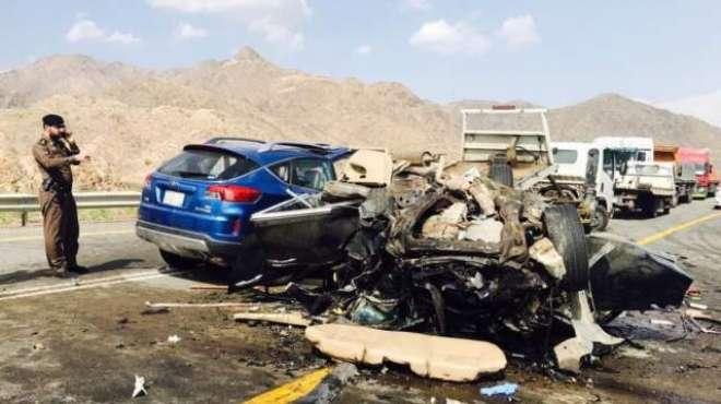 سعودی عرب میں ٹریفک حادثات کی بڑی وجوہات سامنے آ گئیں
