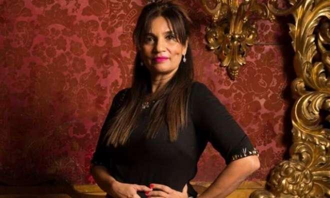 فریحہ الطاف ویب سیریز میں منفی کردار ادا کرنے کیلئے تیار