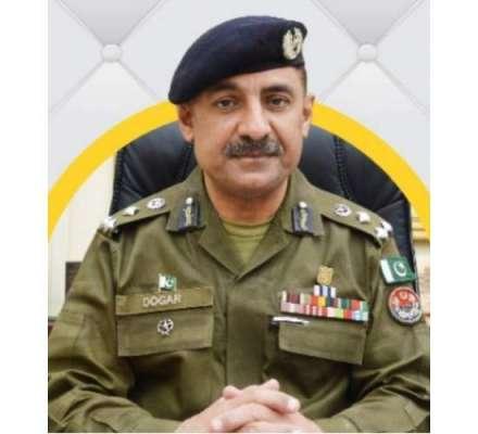 سی سی پی او لاہور غلام محمود ڈوگر نے کہا ہے جرائم پیشہ عناصر کو شہریوں ..