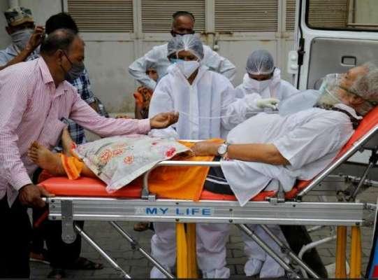 بھارتی کورونا سے مزید ہزاروں اموات کا خدشہ ہے، برطانوی وزیرِ اعظم