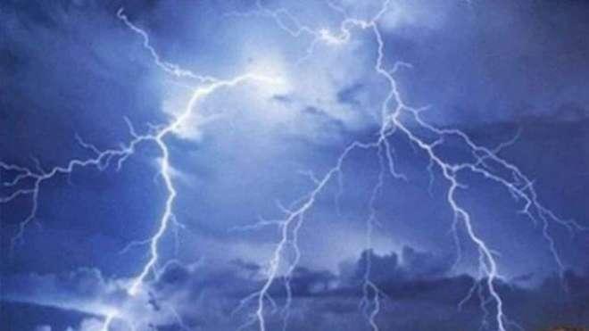 سندھ میں آسمانی بجلی گرنے کے باعث متعدد افراد جاں بحق