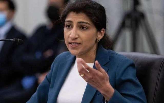 امریکی صدر جوبائیڈن نے پاکستانی نژاد لینا خان کو فیڈرل ٹریڈ کمیشن کی ..