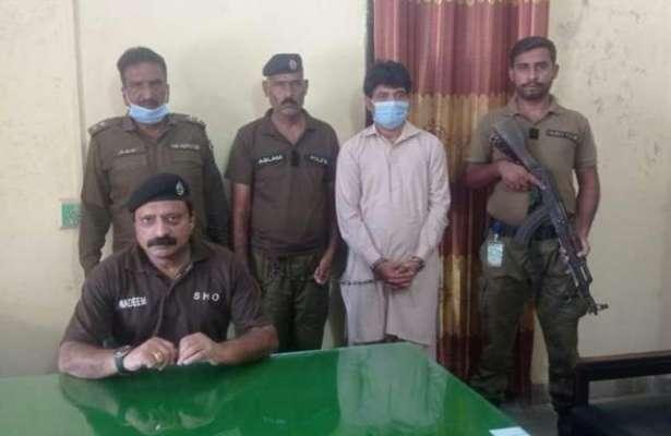 تھانہ رحمانیہ پولیس نے قتل اور اغواء کی واردات ایک ہفتہ کے اندر ٹریس ..