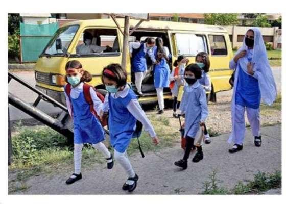 والدین نے بچوں کو گرمی کے شدید موسم میں سکول بھجوانے سے انکار کر دیا