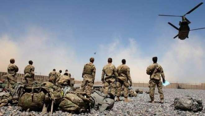 افغانستان میں پڑاؤ آخری مراحل میں داخل،اتحادی افواج کو سہاروں کیس ..