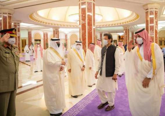 وزیراعظم عمران خان کے دورہ سعودی عرب سے تلخیوں میں کمی آگئی