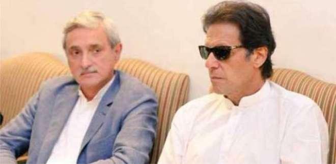 جہانگیر ترین نے وزیراعظم عمران خان کو دھمکی دے دی