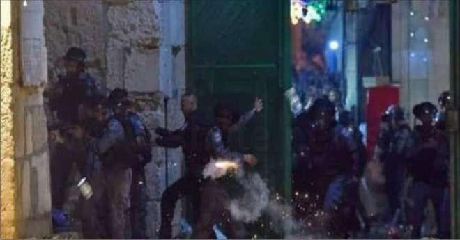 اسرائیلی فوج کی ریاستی دہشت گردی میں دو فلسطینی نوجوان شہید