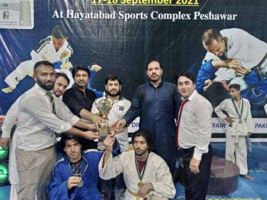 پشاور میںجاری چھٹی آل خیبر پختونخواجو جیٹسوچمپئن شپ اختتام پذیر ہوگئی
