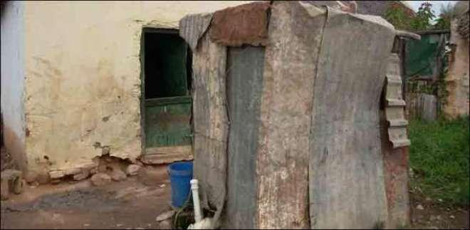بھارتی ریاست کیرالہ میں ایک سال سے بیت الخلا میں مقیم خاتون کو مکان ..
