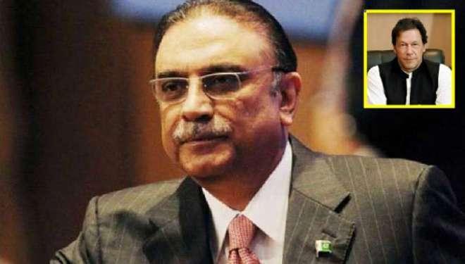 وزیراعظم نے آصف زرداری کو ملک کی قیادت کرنے والوں میں کرپٹ ترین رہنما ..