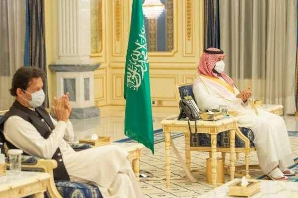 وزیراعظم کا دورہ کام کرگیا، مزید محنت کش پاکستانیوں کے سعودی عرب جانے ..