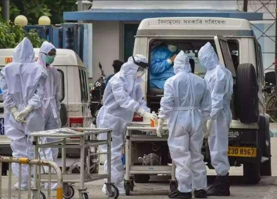 دنیابھر میں کورونا وائرس کی وبا سے32 لاکھ56 ہزار  اموات،