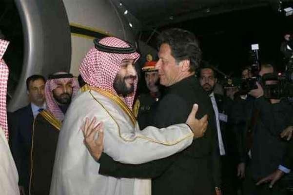ْجدہ ،وزیر اعظم عمران خان کے اعزاز میں سعودی ولی عہد پرنس محمد بن سلمان ..
