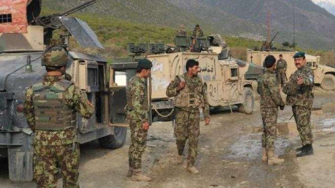 پاک فوج نے افغان آرمی کے کمانڈر سمیت 46اہلکاروں کو پناہ دے دی