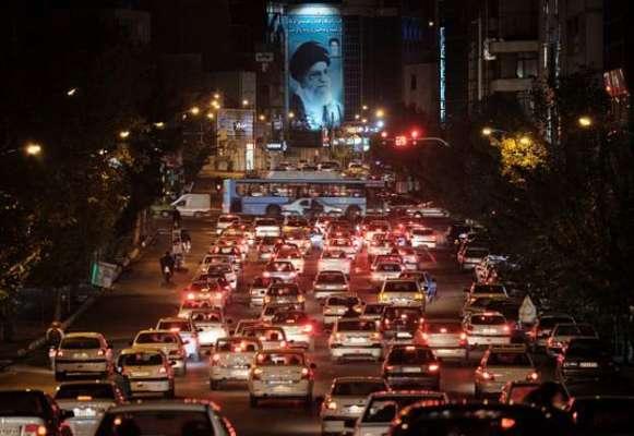 کورونا کی روک تھام کے لیے ایران بھر میں پانچ روزہ ٹریفک پابندیاں عائد
