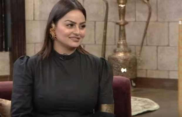 جویریہ عباسی نے اپناوزن بیس پونڈ تک کم کر لیا