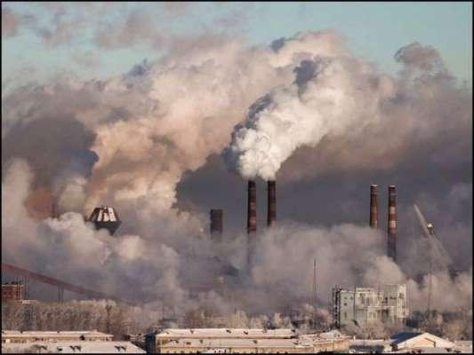 """تیل، گیس اور کوئلے کی """"قاتل آلودگی"""" نے 10 لاکھ انسان مار ڈالے"""