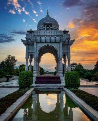 حکومت کا قرض حاصل کرنے کے لیے اسلام آباد کا ایف نائن پارک گروی رکھنے ..