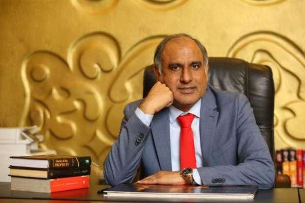 اوورسیز پنجاب کمیشن کے نئے وائس چیئرمین  مخدوم طارق محمدالحسن  نامزد
