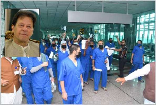 وزیراعظم نے اپنا وعدہ پورا کر دیا، سعودی عرب کی جیلوں سے رہائی پانے ..