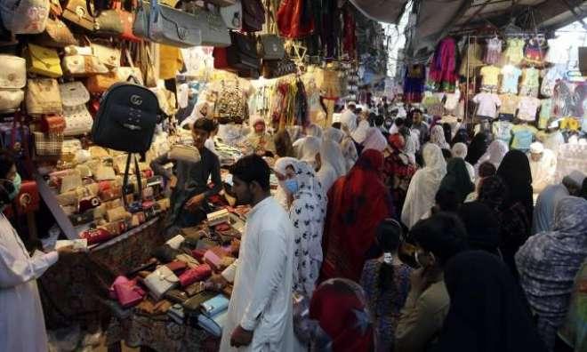 شہریوں کو عید کی خریداری کیلئے مزید ایک دن مل گیا