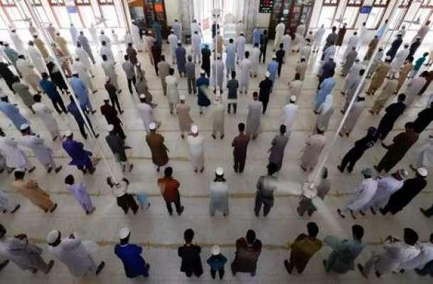 عیدالفطر کیلئے گائیڈ لائنز جاری ، این سی او سی نے منظوری دے دی