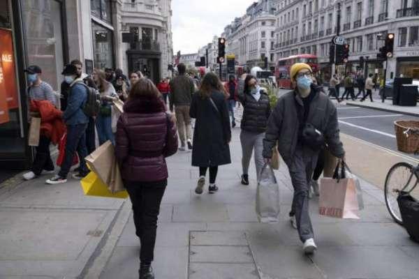 برطانوی حکومت کا ایس اوپیز کے ساتھ 17مئی سے لاک ڈاون میں نرمی کا اعلان