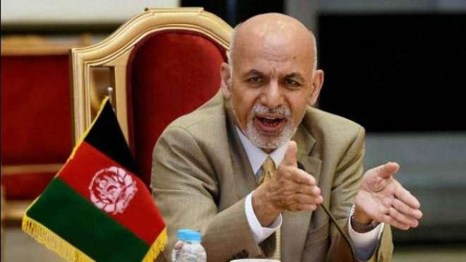 افغان طالبان نے امن معاہدے کیلئے افغان صدر کے استعفے کا مطالبہ کردیا
