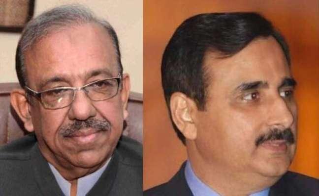 مونسنٹو اور بائر کراپ سائنس کی ریگولیٹر سائنس ٹیم پاکستان کے انچارج ..